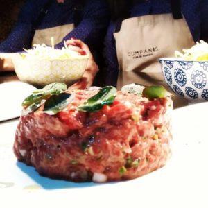 steak tartar